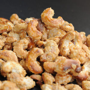 Honey Roasted Cashews 15lb