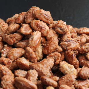 Honey Roasted Almonds 1lb