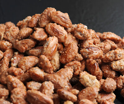 Honey Roasted Almonds 2lb