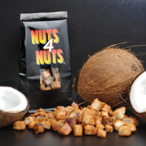 Honey Roasted Coconuts 1lb