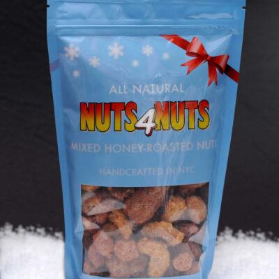 Honey-Roasted Mixed Nuts