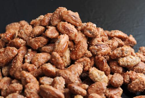 Honey-Roasted Almonds