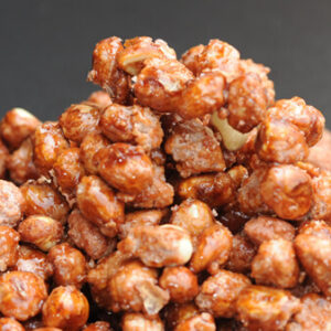 Honey Roasted Peanuts 15 lb