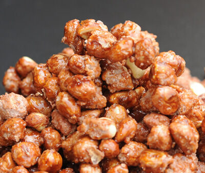 Honey-Roasted Peanuts 9 lb