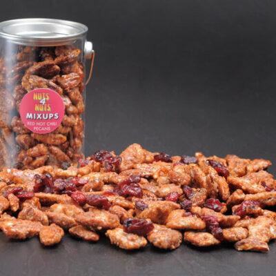 Mixups – Red Hot Chili Pecans Tin