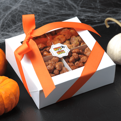 Nuts4Halloween 4 Compartment Gift Box