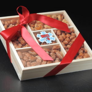 5-Compartment Holiday <br>Gift Box